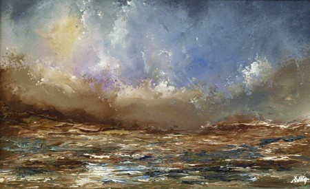 DARREN-STEVENSON---CAMEL-ESTUARY-3-OIL-ON-PANEL-7.5--x-12-£350