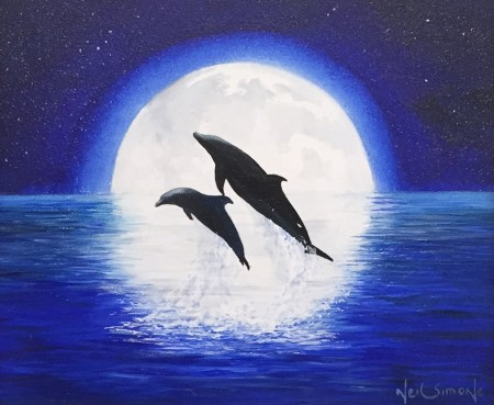 NEIL SIMONE - DOLPHINS ON THE MOON £380