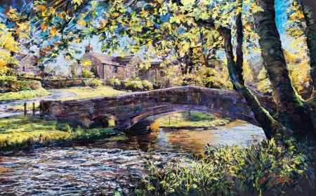 ROBERT-DUTTON---BRIGHT-AUTUMN-LIGHT-LINTON-UPPER-WENSLEYDALE-17-x-27.5-£985