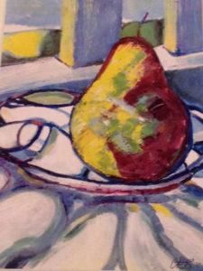 caro-sugden-still-life-with-pear