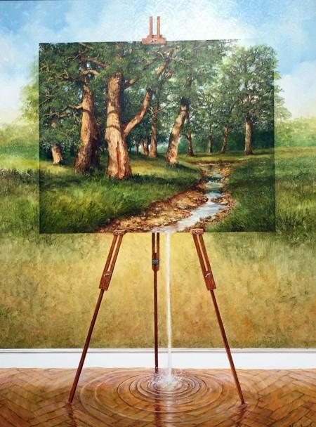 Dreamwood 24 x 18 £4985