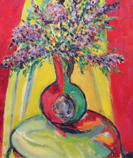 Grannys Special Vase