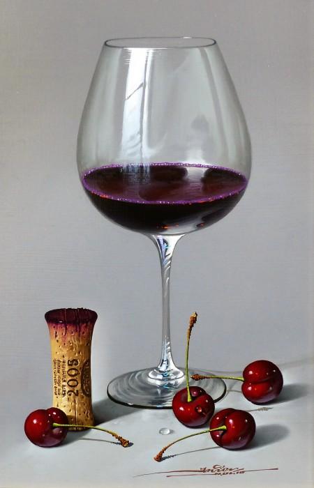 MULIO - RED WINE AND CHERRIES MAY2016