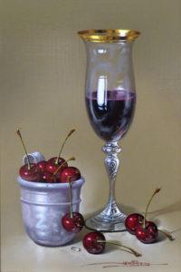 mulio-red-wine-fancy-glass-with-cherries-ocober-2018