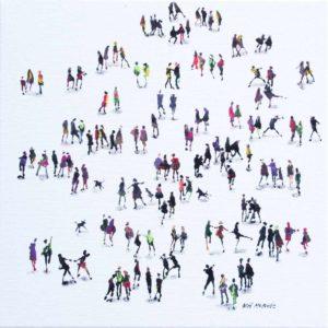 'Social Grouping 24 x 24