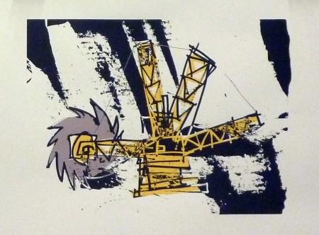 yellow-trencher